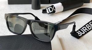 فاخر جديد نظارات تصميم معدني 4293 إطار مربع مع رسائل حبل للانفصال الساخنة نظارات بيع الأزياء الطليعي نمط