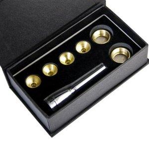 1 set Trumpet Instrument Accessories Size 7C 5C 3C 2C Trumpet Mouthpiece Gold