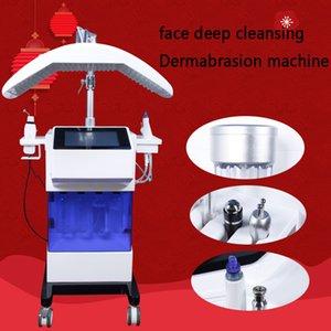 Multi-funzione di alta qualità vuoto hydra viso macchina idro microdermoabrasione dermoabrasione acqua ossigeno jet peeling dispositivo CE