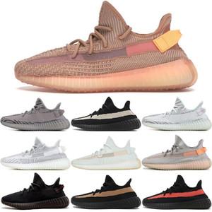 adidas Kanye 350 v2 boost Trainer Estático Arcilla Sésamo Forma verdadera Hiperespacio Hombres Mujeres utilidad libre Zapatos West Beluga 2.0 deportivos Zapatillas Running Shoes