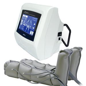 Drenaje linfático portátil de la terapia de la presión del cuerpo del aire que adelgaza la máquina de la terapia de la presión del aire