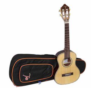 """26 """" Tom guitare ukulélé Manufacture ténor ukulélé Picea Asperata 26"""""""