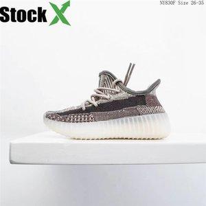 2020 Nueva Fashiony3 Zapatos Casual Botas Kanye West Y-3 Rojo Blanco Negro de alta Top zapatillas de deporte de los niños impermeable de cuero genuino # 869