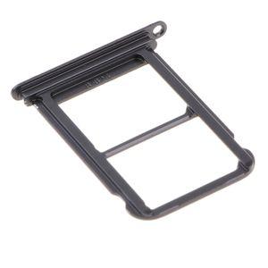 La bandeja de tarjeta SIM de doble ranura de adaptador compacto Mini Holder para Huawei P20