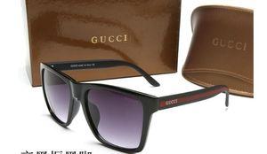 Lentes polarizadas de alta calidad para gafas de sol de moda para hombres y mujeres Diseñador de la marca Vintage Sport Sun glasses With 3535