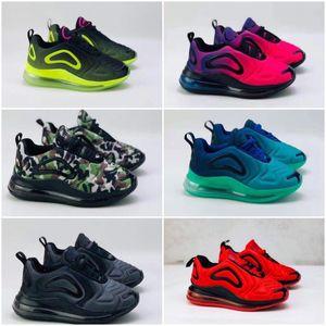 720 Créateur de mode Marque Enfants Voyage Chaussures de sport Bébé Toddler Chaussures de Course Jeunesse 350 Running Chaussures de Sport Enfants Garçons Filles