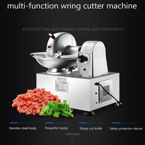 Multifunktions-Becken-Typ-Gemüseschneider Gewerbe chopping vegetable Maschine automatische Gemüseschneidemaschine