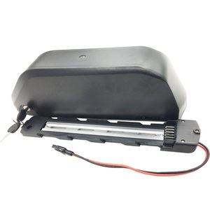 EU US NO tax jumbo shark ebike battery pack 48V 52V 60V 17Ah 20Ah 25Ah 750W 1000W 12000W electric bike battery with charger