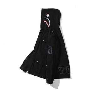 Осень Зима оптовая новая Мужская индивидуальность Hip Hop Повседневная Thin куртка подросткового Сыпучие Черного Baseball однобортного Кардиган Jacket