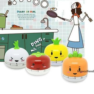 Kawaii Cartoon Kitchen Cooking Timer 60 Minutes Clock Alarm Count Down Time Reminder Baking Tool Accessories LZ1612