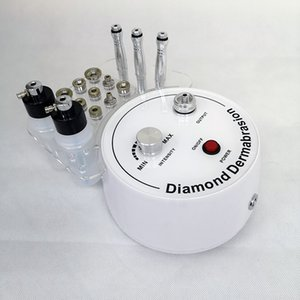 2019 Portable diamond micro dermabrasion machine dermabrasion Vacuum Spray Facial Care Beauty Machine for Home Spa