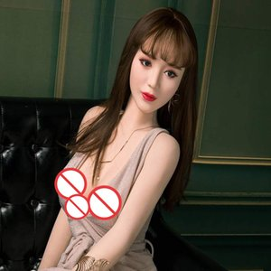 Sex doll real Inflatable Semi-solid silicone doll japanese sex love dolls realistic anal adult sex toys for men