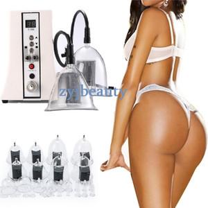 Machine de traitement sous vide amincissants Drainage lymphatique, seins poitrine Massager élargissement Amélioration Butt levage