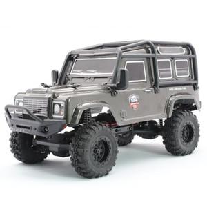 RCtown RGT 136.240 1/24 V2 2.4G RC RC coche 4WD 15KM / H Vehículo Rock Crawler Todoterreno Y200317