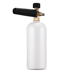Autolavaggio Pistola ad acqua Sprinkling Can High Pressure Washer Foamer Generator Spruzzatore Styling Cleaning Foam Lance Jet for Karcher