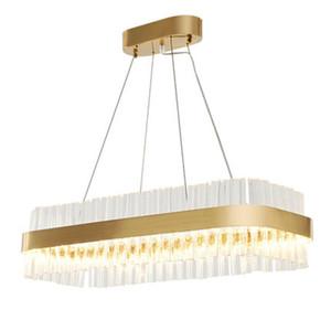 Элегантный современный Кристалл Металл Потолок Люстра Hotel Home Living Room Art подвеска лампа Светильник освещения PA0607