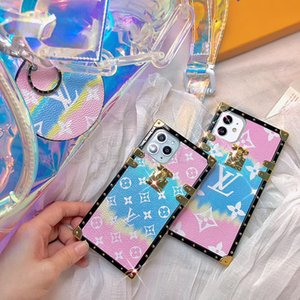 Caixa do telefone do Summer Bay Fashion Show Mobile para iPhone 11 pro 11Pro X XS MAX XR 7 7plus 8 8plus 6 6s Além disso Polido Deisgn macio TPU