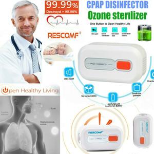 CPAP Temizleyici Ozon Steril Dezenfektan Temizleyici Sleepless Uyku Apne KOAH *