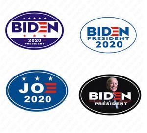 2020 Joe Biden The Us Election Letters Printed Car MAGNETIC Sticker Fridge Magnet Suitable For Metals Waterproof Sticker Ornaments D7207