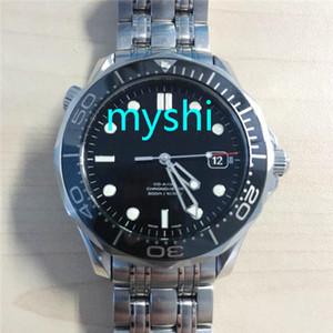 2019 новый роскошный профессиональный 300 м джеймс бонд 007 часы мастер коаксиальный автоматический механизм из нержавеющей ремешок спортивные мужские часы наручные часы