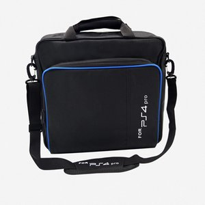 Novo Para PS4 / PS4 Pro tamanho Magro Jogo Sytem Bolsa Original Para 4 Console ombro Protect Carry Bag bolsa de lona Caso