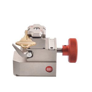 S2 Single Standard Key Jaw For Alpha Key Cutting Machine Car Key Cutting And Coding Machines Clamps