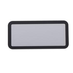 أعلى LCD الخارجي شاشة عرض نافذة غطاء زجاج ل7D
