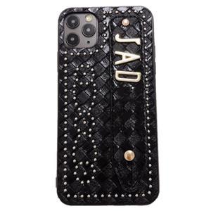 Designer Phone Case para New Iphone / 11Pro / 11promax caso cobrir 11 Moda XR XSMAX X XS Pulseira Phone Case / Luxury Voltar ao Ofício 2 Cor 1