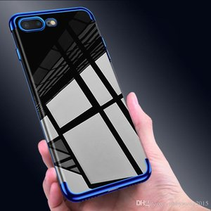 Handyhüllen für Samsung Galaxy A30 A50 A10 A40 A20 A70 M10 M20 M30 S10 Plus Hinweis Hülle Beschichtung TPU Weiche Silikon Rüstung Transparente Rückseite