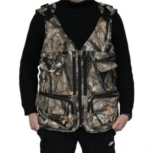 Outdoor Hunting multifunctional CS cotton camouflage tactical vest Outdoor Hunting multifunctional CS cotton camouflage tactical vest