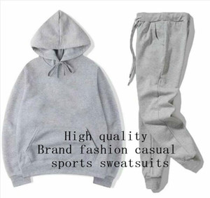 Fashion Designer Tracksuit Spring Autumn Casual Unisex Brand Sportswear Mens Track Suits good Quality Hoodies Mens Clothing Hip Hop Sets