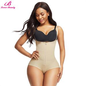 corps de l'amant-Beauté Modeling Ceinture amincissants Bodysuit Femmes Minceur Taille postpartum récupération Entraîneur transparente Corset