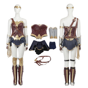 Wonder Woman Costume Wonder Woman Cosplay Diana Prince Deluxe Outfit