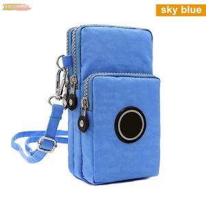 Women Messenger Crossbody Bag Wallet Handbag Phone Pouch Case Casual Zipper Casual Shoulder Bag Purse New