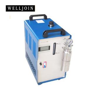 205TF Кислородно-генератор водорода воды сварщиком пламени полировальный станок 200L / H