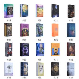 Todas as Séries Cartas de Tarô Jogo Chegada nova plataforma envio Board Game wild cards Foll Tarô Familiares Animal Cards Legends DHL grátis