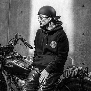 Motorcycle Curved Helmet Open Face fashion Retro Helmet Casco Moto for FZ6 FZ8 MT-07 MT-09 SR FZ9 XJ6 TMAX500 R3 R6 R1