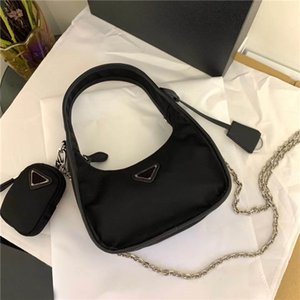Ücretsiz dünya çapında klasik moda lüks çift torba kapak kanvas omuz çantası en kaliteli metal zincir çantası boyutunu nakliye 19cm 12cm 6cm
