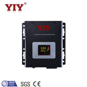 TR3-1000VA YIY Automatic voltage regulator VOLTAGE Stabilizer MCU CONTROL OUTPUT 8% 10% 50 60Hz 5S 255S TIME DELAY PROTECTION
