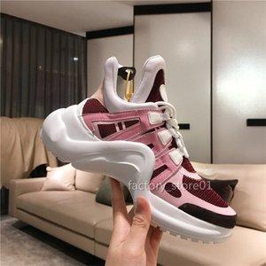 Cheap Designer di lusso Uomo Donna Casual Scarpe a buon mercato di alta qualità di qualità Sneakers Partito piattaforma scarpe arco Walking Chaussures Sneakers