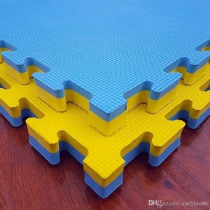 angtian-sports best selling 25mm jigsaw cheap wrestling eva foam mats toxic