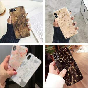 Soft TPU Cover Design Marbling Texture Ultra Thin Marble Stone Wooden Grain Pattern Case For iPhone X Max XR 8 7 6 6S Plus