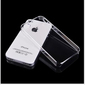Iphone series mobile phone case HD transparent PC hard case mobile phone case