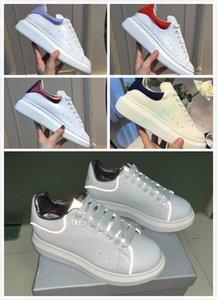 2020scarpe da uomo di design di lusso womens footwear platform sneakers casual shoes golden scarpe MQ size35-44