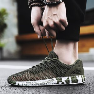 New Men Casual Shoes Breathable Male Shoes 2020 Tenis Masculino Zapatos Hombre Sapatos Outdoor Sneakers Men X032