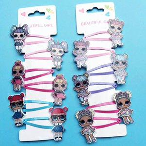 Cute Cartoon Baby girls Hairbands kids hair clips Childrens Hair tie baby BB Clip Girl Hairclips KIDS designer hair accessories hairties