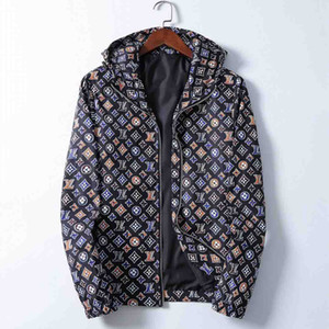 pp2019 Hot Mens luxury designer jackets Long Sleeve windbreaker windrunner Men Zipper Waterproof Jacket face north Hoodie coats clothes