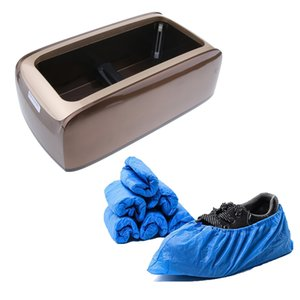 Automatic Dispenser Overshoes With 100x Shoe Covers Can Keep Your Floor Clean And Net Use At The Convenient Door