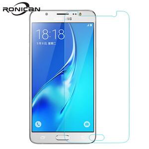 Prima de vidrio templado para el Samsung Galaxy S3 S4 S5 S6 A3 A5 J3 J5 2015 2016 Gran primer protector de la pantalla HD película protectora