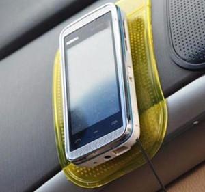 لوحة القيادة السحرية المضادة للانزلاق دبقة Wupp Super Drop السفينة Pad Non-slip Mat Holder For G ps Cell Phone W30 May23
